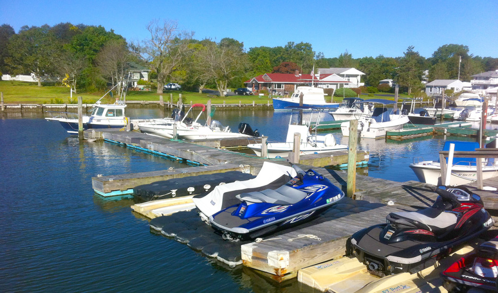 Ponquogue Power Sports Watercraft, Jetski, Jetboat repair located on the Shinnecock Bay in Hampton Bays